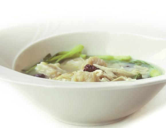 Sup Ayam Wonton