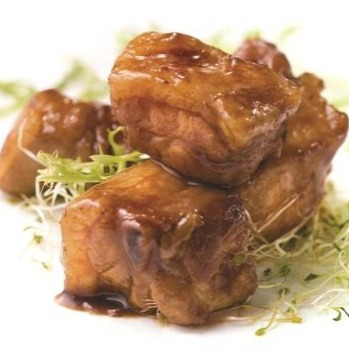 Sweet and Vinegar Spare Ribs