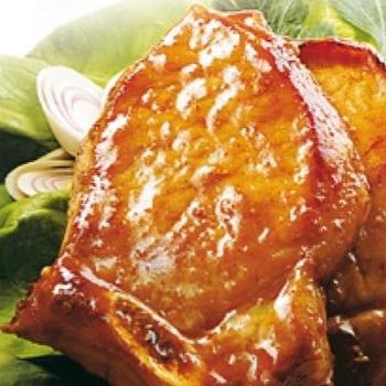 Lemongrass Pork Chop