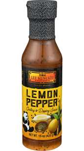 Lemon Pepper Grilling & Dipping Sauce