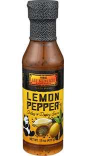檸檬黑胡椒燒烤蘸醬