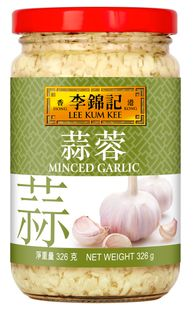 Minced Garlic