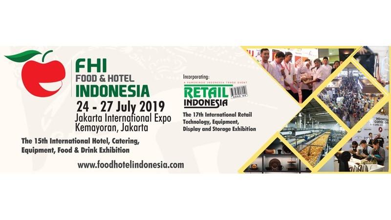 2019印尼国际食品酒店展(FHI)