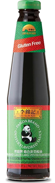 Panda Brand Green Label Oyster Flavored Sauce
