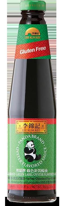 李錦記熊貓牌綠色新裝蠔油