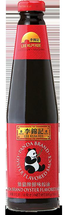 李錦記熊貓牌鮮味蠔油