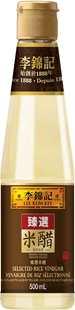 Selected Rice Vinegar, 500 mL Bottle