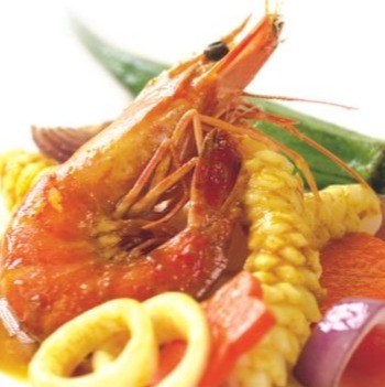 Curry Seafood