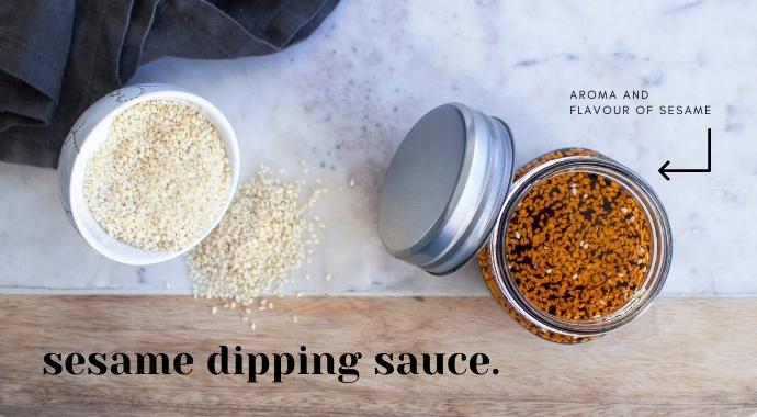 AU_Sesame Dipping Sauce