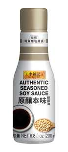 Authentic Seasoned Soy Sauce 200 ml