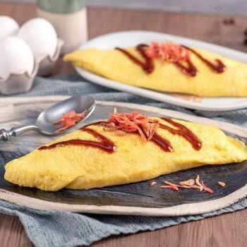中式蛋包飯
