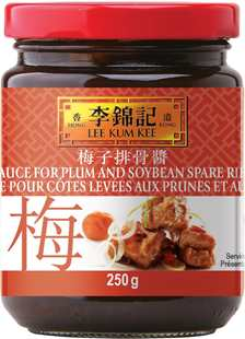 Sauce for Plum and Soybean Spare Rib Sauce 250g