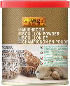 Mushroom Bouillon Powder 200g, Can