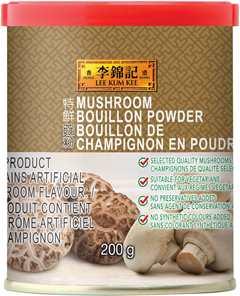 Bouillon De Champignon En Poudre 200g, boîte de conserve