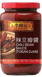 Chili Bean Sauce 13oz