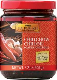 Chiu Chow Chili Oil 7.2 oz MS