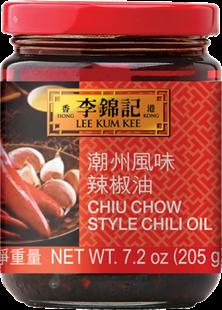 Chiu Chow Chili Oil 7.2 oz