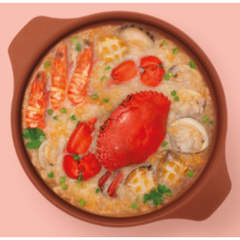 Seafood Congee Hotpot