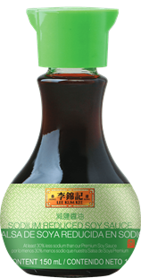 Sodium Reduced Soy Sauce 150ml