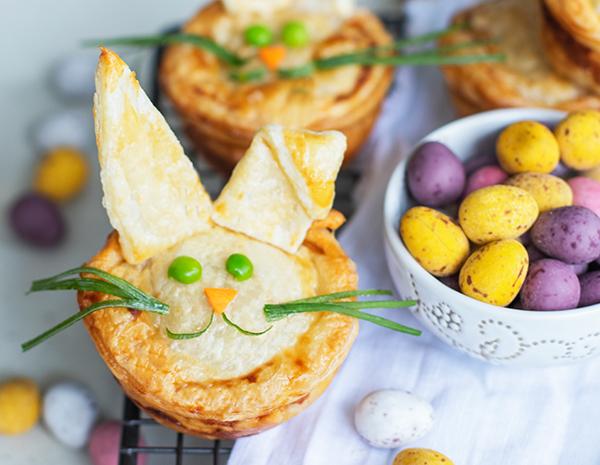 Easter Pot Pie