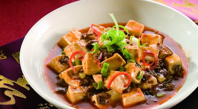 Tofu Ma Po