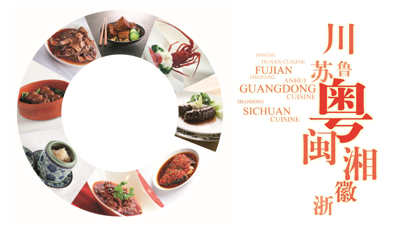 The Eight Great Traditions of Chinese Cuisine