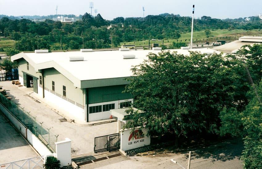 Production base in Kuala Lumpur, Malaysia