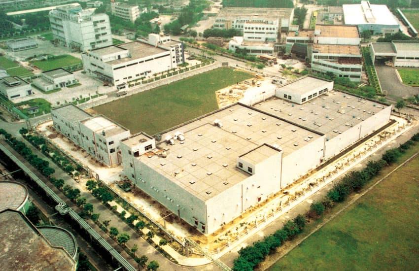 Production Base in Guangzhou, China