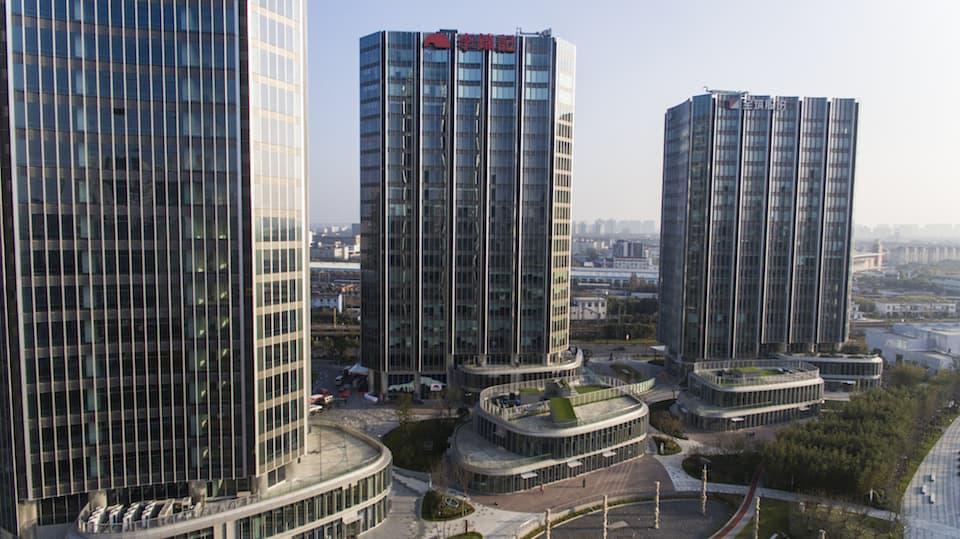 上海李锦记大厦。