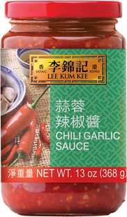 Chili Garlic Sauce 13oz