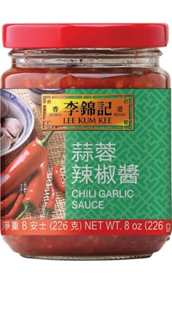 蒜蓉辣椒醬 8 oz