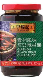 貴州風味豆豉辣椒醬