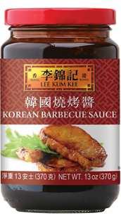 韓國燒烤醬