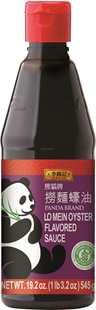 熊貓牌撈麵蠔油, 19.2 oz.