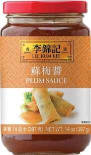 Plum Sauce 14 oz