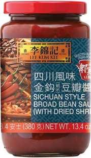 四川風味金鉤(蝦米)豆瓣醬