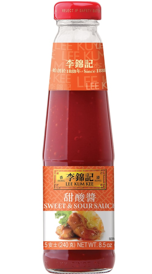 Sweet Sour Sauce Ready Sauce Lee Kum Kee Home Usa