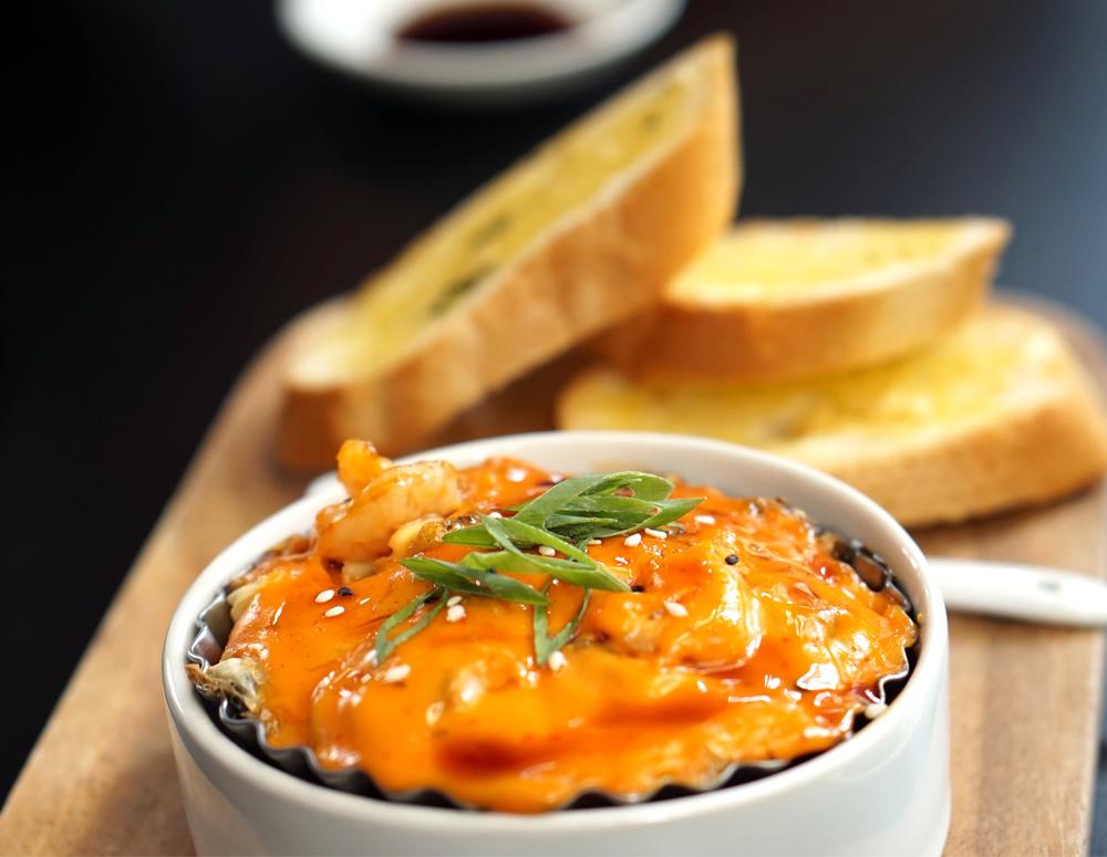 Recipe Spicy Scallops with Sriracha Mayo