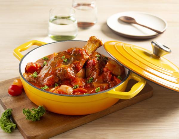 Tomat Rebus Lamb Shank