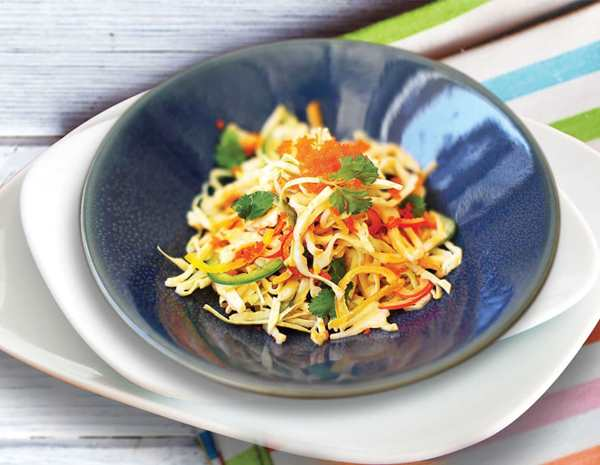 Recipe Cabbage Salad Mix