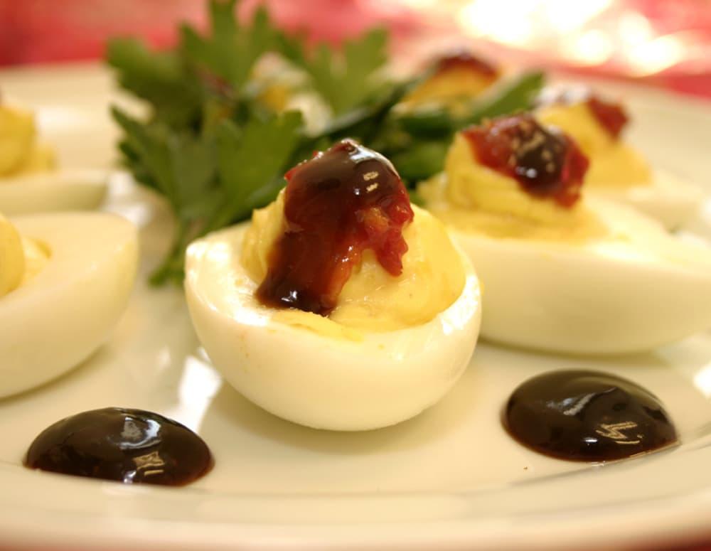 Recipe Deviled Eggs