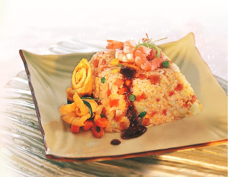 Recipe Fried Rice with Oyster Sauce
