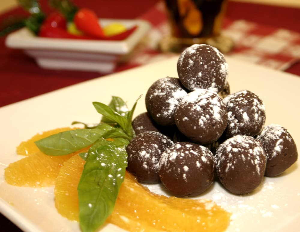 Recipe Hoisin Truffle Devotion