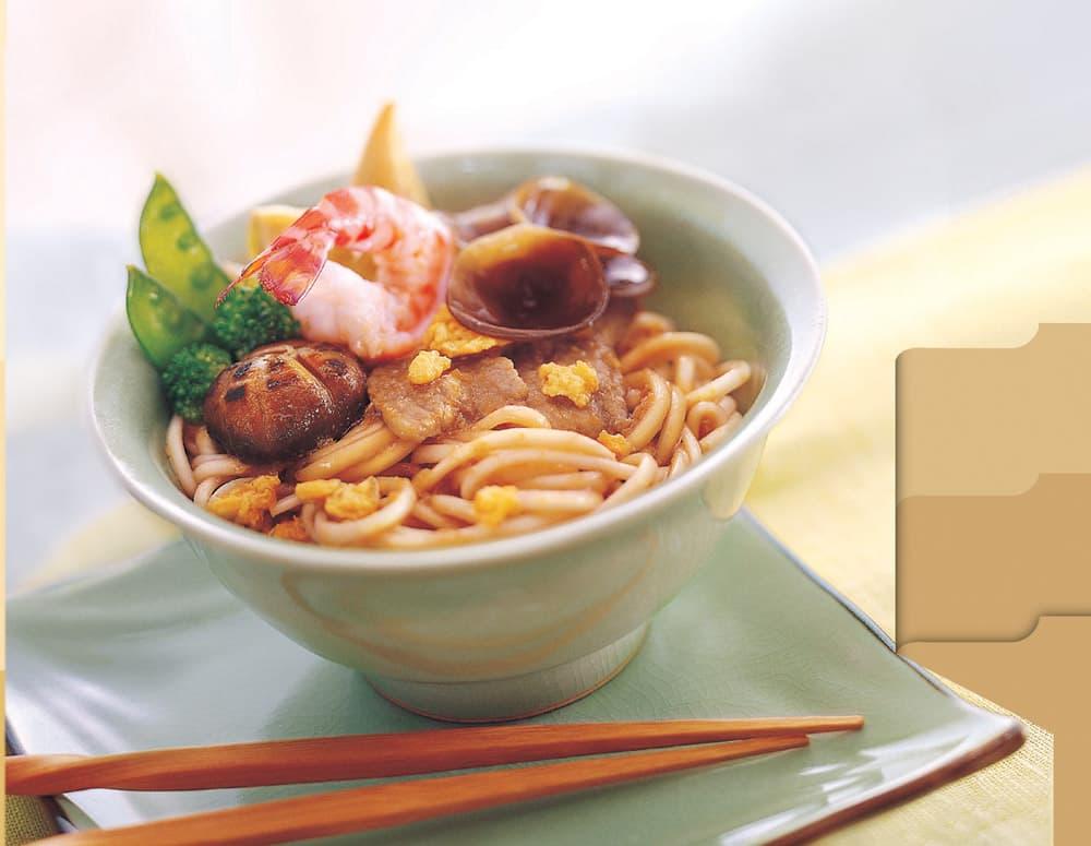 Noodles in Beijing Style