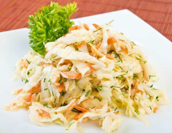 Recipe Spicy Coleslaw Salad CN
