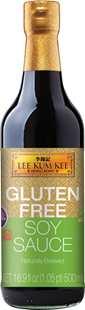 Gluten Free Soy Sauce, 16.9oz, 500ml