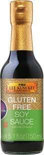 Gluten Free Soy Sauce 5.1 fl oz, 150ml