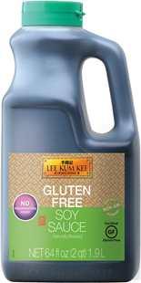Gluten Free Soy Sauce, 64oz, 1.9L