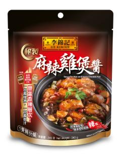 Saus untuk Ayam Panas dan Pedas dalam Pot