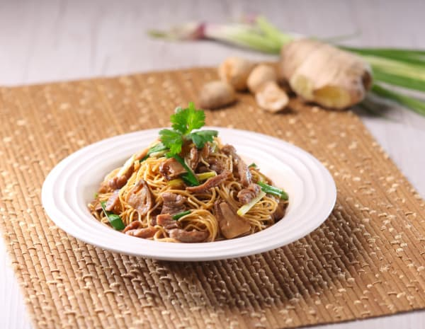 HK_recipe_600_Braised Egg Noodles with Oyster Sauce